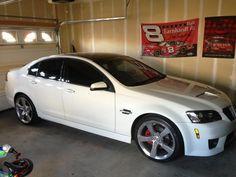 custom 2009 pontiac g8 gt  | 2009 White Hot Pontiac G8 GT - SVTPerformance