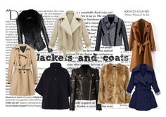 """Coats and jackets"" by kajsa15 on Polyvore featuring Balmain, Neil Barrett, Sessùn, Karen Millen and Zara"