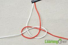 sailor knot tying tutorial