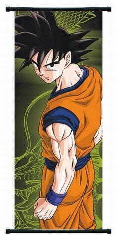 Dragon Ball Z Goku Wallscroll DBWS3283