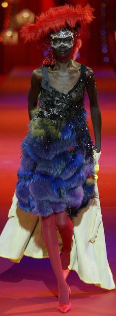 Christian Lacroix Haute Couture Autumn 2002 | The House of Beccaria