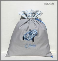 sac voiture pedale Come