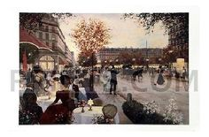 Christa-Kieffer-Paris-in-the-Evening-Open-Edition