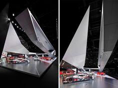 Audi - Mondial de l'Automobile Paris 2014 | Schmidhuber Exhibition Design