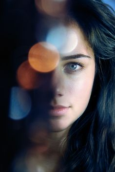 This portrait is just stunning- Love the bokeh