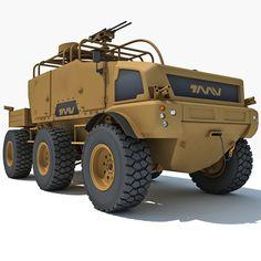TMV 6x6 Military Vehicle