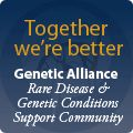 On Rare Disease Day, we are pleased to announce that Genetic Alliance has partnered with us to create the Inspire/Genetic Alliance Rare Disease and Genetic Conditions Support Community. Find out more here http://www.marketwire.com/press-release/genetic-alliance-and-inspire-partner-on-rare-and-genetic-disease-support-community-1762372.htm.