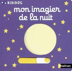 Mon imagier de la nuit | Kididoc | Éditions NATHAN