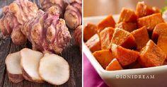 La patata americana e il topinambur sono potenti antinfiammatori ed antitumorali
