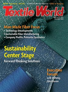 Monforts: Could Tomorrow's Textiles Act Like Trees? | Textile World