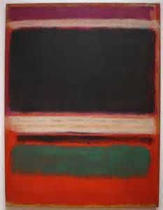 My version of No. 3/No. 13 (Rothko changed his numbering system)