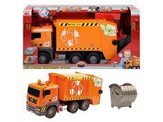 "Dickie Toys Pump Action Garbage Truck, 21"" DICKIE TOYS http://www.amazon.com/dp/B004ZWVQ8Y/ref=cm_sw_r_pi_dp_dpmDub1H4QEJR"