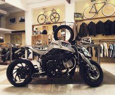 Cream motorcycles (@caferacerdreams) • Fotos y vídeos de Instagram