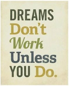 Stay focused! #WorkHard #DreamBig #MatterMore #Quote