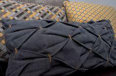 Mujeres Al Borde: Fruncido, nido de abeja o punto smock