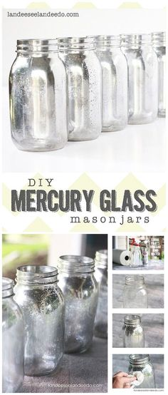 DIY Mercury Glass Ma