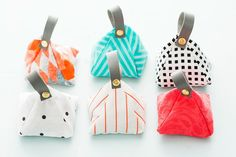Make your lingerie drawer smell like lavender with these adorable scented bags.