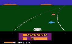 Enduro, el clásico de la Atari 2600 llega a la App Store