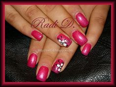 Flower - Nail Art Gallery by NAILS Magazine