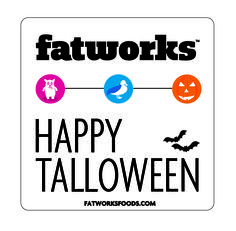 The Original Talloween Jar Grip that never really made it into production. Maybe we'll bring it back in 2015 for our Talloween event? Get your Fattitude Adjustment at www.fatworks.com #fatworks #fattitude #talloween #grassfed #tallow #pastureraised #leaflard #lard #duckfat #paleo #primal #gourmet #crossfit #saturatedfat #grainfree #glutenfree #saturatedsuperheros