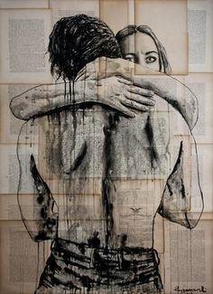 "Saatchi Art Artist Krzyzanowski Art; Painting, ""Please do not go"" #art"
