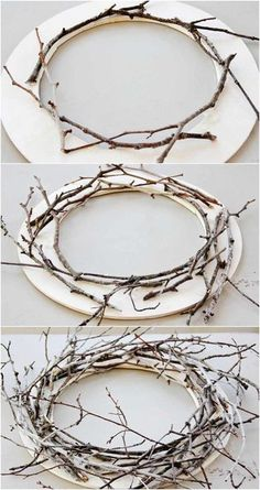 large Christmas decorations to make yourself - set Nordic accents - Weihnachten. - large Christmas decorations to make yourself – set Nordic accents – Weihnachten – # - Large Christmas Decorations, Rustic Christmas, Christmas Diy, Christmas Wreaths, Christmas Ornaments, Diy Wreath, Grapevine Wreath, Advent Wreath, Wreath Burlap