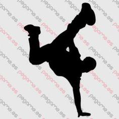 Pegame.es Online Decals Shop  #acrobatic #dance #break_dance #hip_hop #urban #street #bboy #vinyl #sticker #pegatina #vinilo #stencil #decal