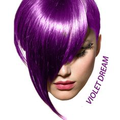 Violet Dream from Arctic Fox hair color is my FAVORITE! Great product, great company!