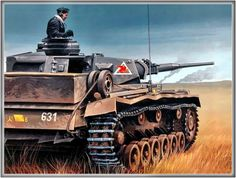 PzKpfw III Ausf J - 2 Panzer Division 1942