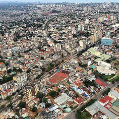Driving around Africa: Maputo, Mozambique