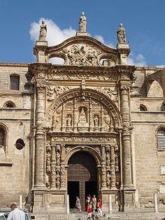 Cádiz El Puerto de Santa Maria Iglesia Mayor Prioral