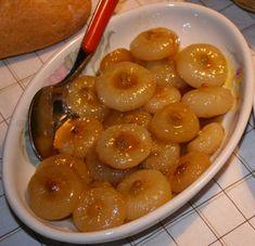 Polenta, Romanian Food, Antipasto, Chutney, Healthy Cooking, Finger Foods, Italian Recipes, Vegetarian Recipes, Food Porn