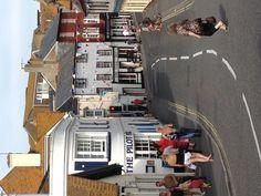 Lyme regis, Jurrasic Coast, England -  gorgeous little village - good for the legs too !