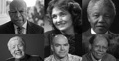 Get inspired by six of the world's leading politicians, revolutionaries and theologians talk about how they overcame hatred and anger to become forces for positive change in the world. http://billmoyers.com/content/civil-disobedience-non-violence-and-overcoming-hate/