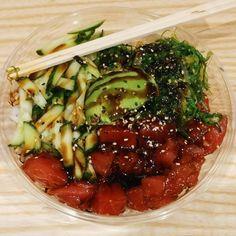 [I ate] Ahi Poke at Aloha Poke in Chicago http://ift.tt/2fp5FQe