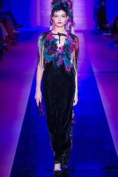 Armani Privé Haute Couture осень-зима 2015-2016 фото №41