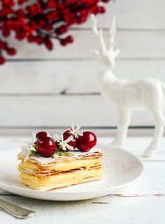 Sarah Tuck's Christmas Mille-Feuille