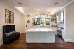 Marble Benchtop, Statuario Marble, Stone Kitchen, Splashback, Natural Stones, Kitchens, Instagram, Home Decor, Decoration Home