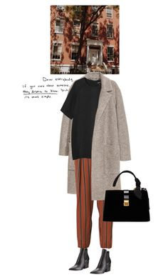 """""""it's that simple"""" by uncharged-batteries ❤ liked on Polyvore featuring Kendall + Kylie, Fortis, By Malene Birger, Monki and Miu Miu"""