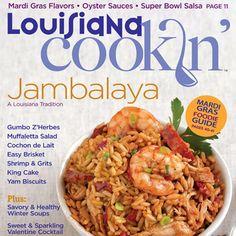 great Louisiana recipes