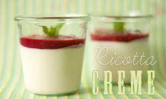 [Sweet Cravings] Ricotta Creme