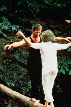 Patrick Swayze and Jennifer Grey - Dirty Dancing 1987