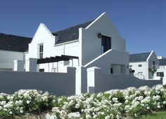 Modern Cape Dutch House Plan In This Unique Architectural