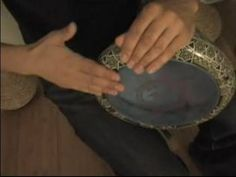 How to Play Doumbek African Drums : Basic Doumbek African Drum Rhythms: The Beledi - YouTube
