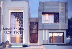 Private villa Jumaira Dubai Sarah Sadeq architects