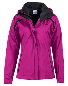 e78a6f90ce9 Columbia Womens Blazing Star™ Interchange Jacket