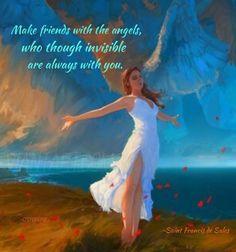 Supernatural, Saints, Spirituality, Angel, Concert, Quotes, Quotations, Spiritual, Concerts
