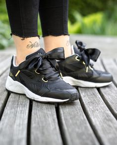 "PUMA Prevail Heart W ""Black"""