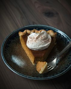For The Love Of Pumpkin Pie {My Family's Favorite Pumpkin Pie}