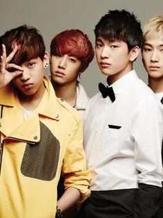 GOT7's BamBam, Mark, Jr. and JB